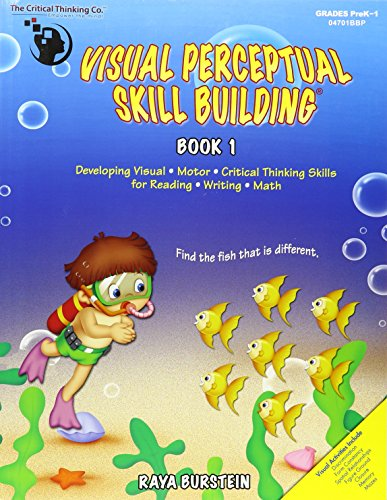 Visual Perceptual Skill Building, Book - Visual Skill Building Perceptual