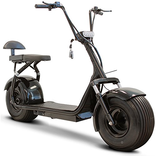 Price comparison product image eWheels Fat Tire Electric Scooter