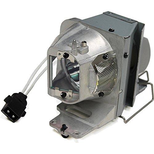 Optoma HD28DSE Projector Housing with Genuine Original OEM Bulb
