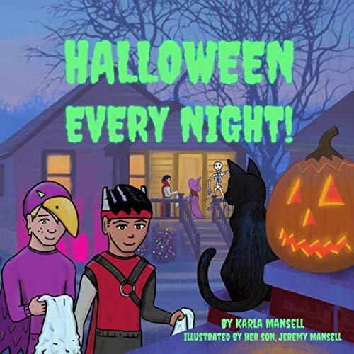 Halloween Every Night! -