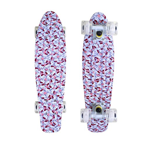 Mayhem Boards & Scooters Penny Style Board Hello - Hello Kitty Skateboard Deck