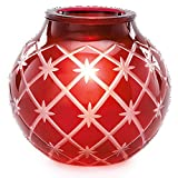 Scentsy Christmas Glow Red Ornament Warmer