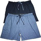 #8: Hanes Men's 2-Pack Knit Short