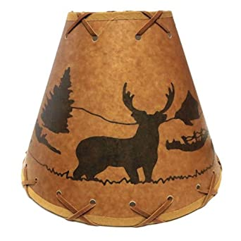 Amazon 40907 rustic lamp shades 40907 mozeypictures Image collections