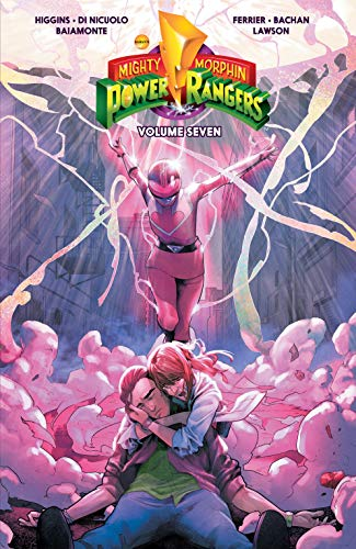 Mighty Morphin Power Rangers Vol. 7 (English Edition)