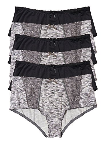 Paramour Plus Size Hipster | Black | X-Large
