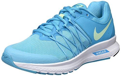 Nike Air Relentless 6 - Zapatillas de Entrenamiento Mujer Azul (Chlorine Blue/fresh Mint-white-black-pool)