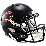Chicago Bears Officially Licensed Speed Full Size Replica Football Helmet
