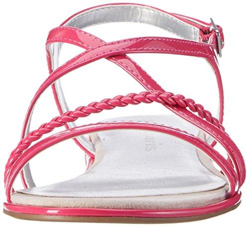 Tamaris Damen 28129 Offene Sandalen Pink (FUXIA 513)