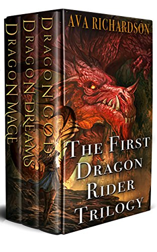 The First Dragon Rider Trilogy: The Complete Series