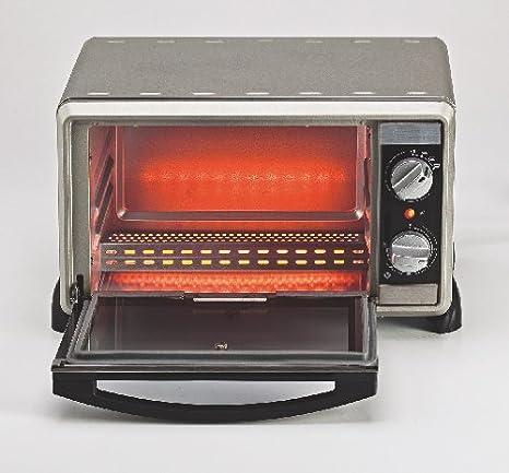 Ariete 970 - Horno, 1000 W, capacidad de 10 litros, 3 funciones ...