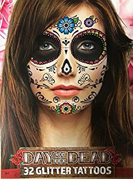 MASQUERADE HALLOWEEN HIS /& HERS RED GLITTER MEN/'S HALF AND LADIES SPLIT FACE
