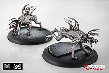 Amazon.com: AVP Predator Hellhound Board Game by Ninja ...