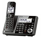 Panasonic KX-TGF370M DECT 6.0 1-Handset Landline Telephone (Certified Refurbished) (base unit for KX-TG585SK)