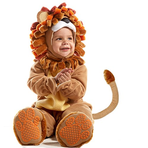 Spooktacular Creations Deluxe Baby Lion Costume Set (3-4years Old) -