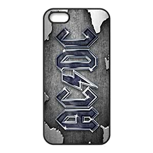 AC.DC.Black Ice Cell Phone Case for iPhone 5S