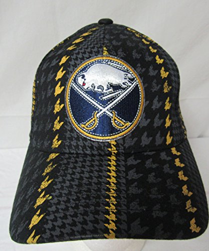 Old Time Hockey Buffalo Sabres Men's One Size Fits All Crossed Swords Baseball Cap/Hat E1 204