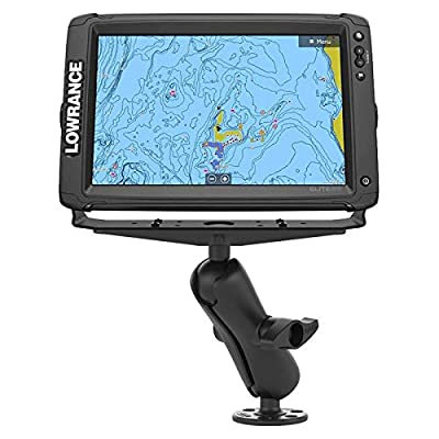 RAM Large Marine Electronics Mount: Sports & Outdoors