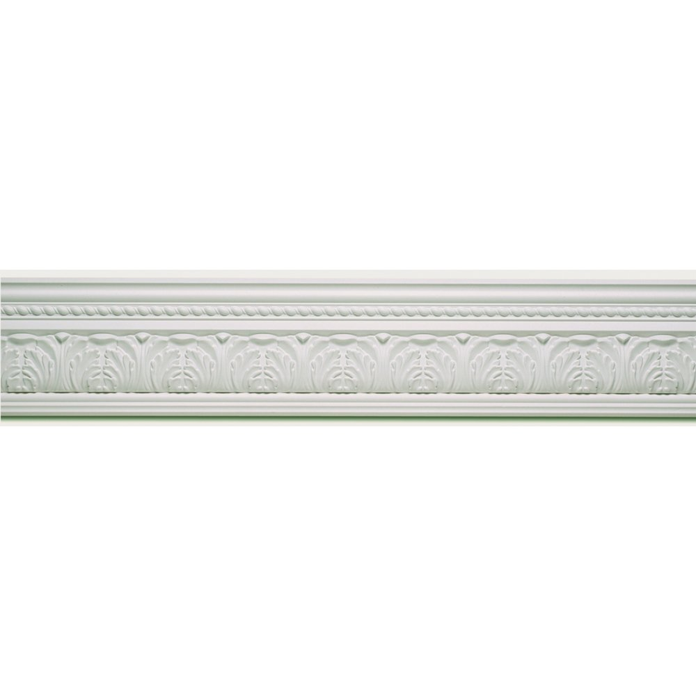 Focal Point 23155 Corinthian Crown Moulding 5 7/8-Inch by 8 Foot, Primed White, 6-Pack
