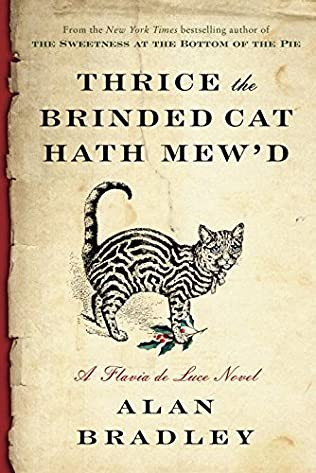 book cover of Thrice the Brinded Cat Hath Mew\'d