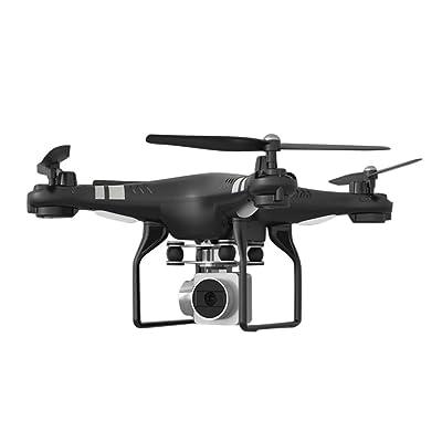 RC Drone Camera Hélicoptère, Turquie Wifi FPV Quadcopter Hélicoptère 2,4GHz Altitude Hold 0,3MP Caméra vidéo HD Live Hover Drone 3d 360Flips gyroscopique tél&