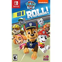 Paw Patrol On A Roll for Nintendo Switch by Outright Games