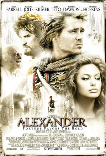 Alexander Colin Farrell Oliver Stone Rolled Original Double Sided 27x40 Movie Poster (Alexander Movie Poster)
