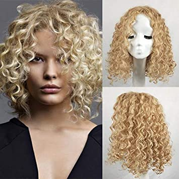 Amazon Com Ivy Hair New Trendy Curly Bob Hairstyles Wigs