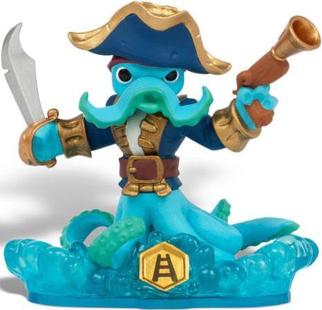 Skylanders SWAP Force Character Wash Buckler (Includes Trading Card and Internet Code, no retail packaging) -