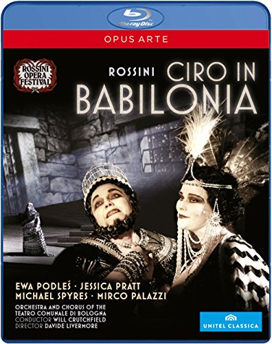 Will Crutchfield - Ciro Di Babilonia (Blu-ray)