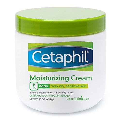 Cetaphil Moisturizing Cream On Face - 2