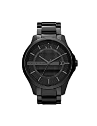 AX Armani Exchange Men's Hampton Black Watch