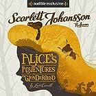 Alice's Adventures in Wonderland Hörbuch von Lewis Carroll Gesprochen von: Scarlett Johansson