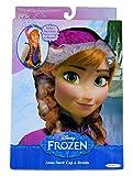 Frozen Disney Anna's Snow Cap and Braids