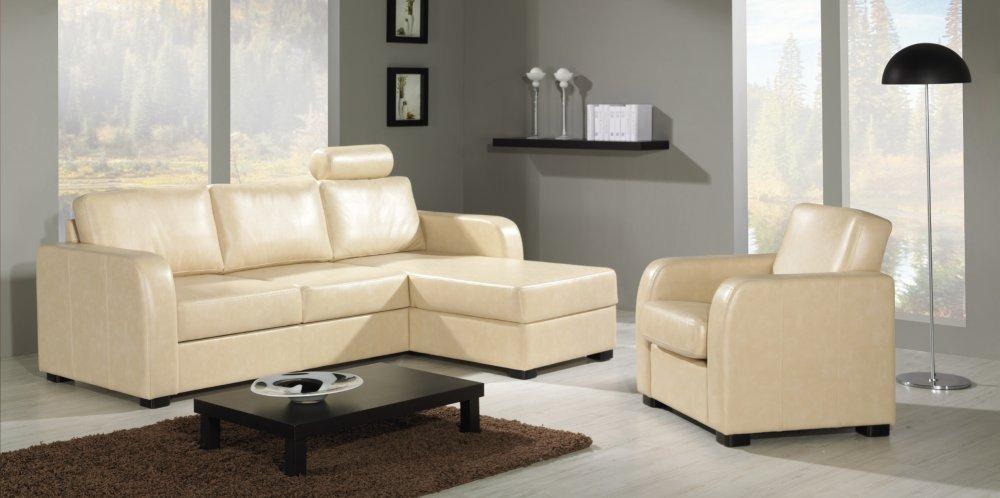 Design Luxus Lounge Sofa Landschaft Couch Polster Garnitur Leder