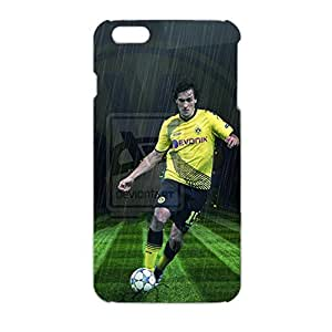 Top Football Player Mats Hummels Borussia Dortmund FC Phone Case for Iphone 6/6s Plus£¨5.5 inch£© 3D Fine Cover Case