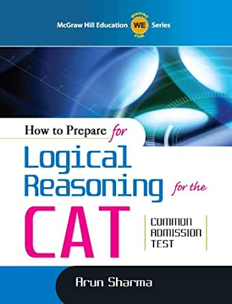 Best Book For Logical Reasoning For Cat