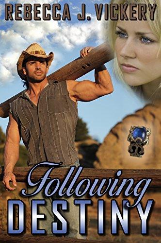 Book: Following Destiny by Rebecca J. Vickery