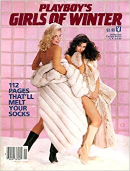 Playboy's Girls of Winter Premier Issue 1984: Hugh Hefner: Amazon.com