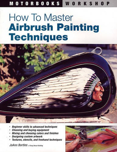 Airbrush Painting Techniques Motorbooks Workshop