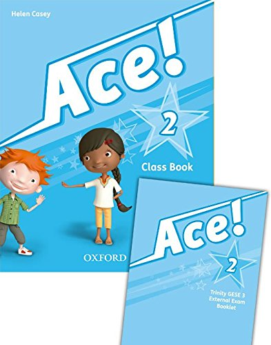 Pack: Ace 2. Class Book. Student's Book – Exam Edition