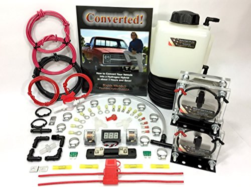 Fuel Cell Kits - Dual HydroCell Kit