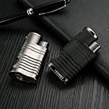 Quad Jet Flame Butane Cigar Torch Lighter with