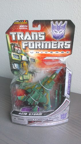 Transformers Universe Deluxe Figure Acid Storm [Toy]