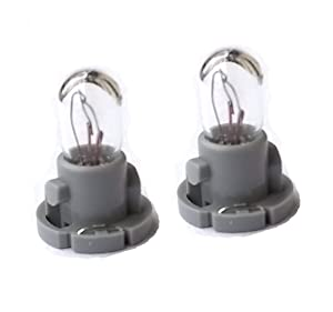 Toyota Tacoma (Set of 2 Bulbs) Heater A/c Climate Control Dash Light Bulb Kit