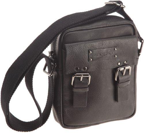 Paquetage - Bolso de hombro para hombre Negro