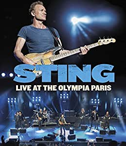 Live at The Olympia Paris [Blu-ray]