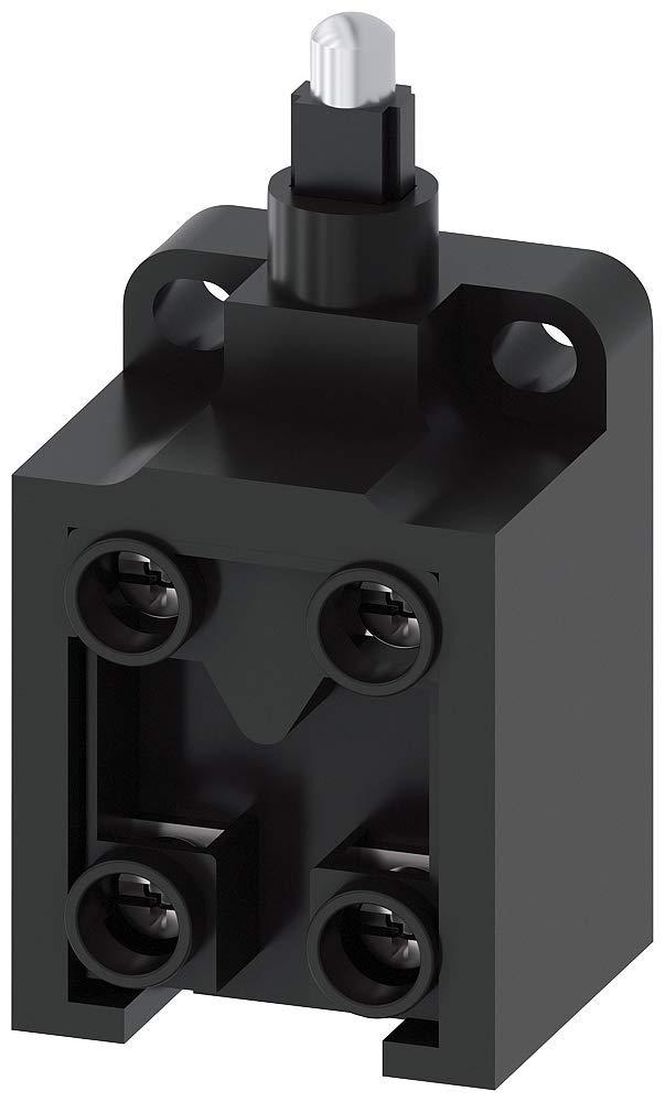30mm Plastic Enclosure Siemens 3SE5 250-0CC05 International Limit Switch Snap-Action Contacts 6mm PTFE Plunger 1 NC Contacts 3SE52500CC05 1 NO Open Type Design