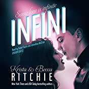 Infini: Aerial Ethereal, Book 2 | Becca Ritchie, Krista Ritchie