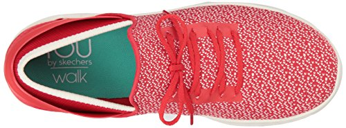 Skechers Damen inspirieren Slip-On-Schuh rot